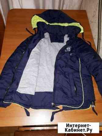 Куртка детская на мальчика Ханты-Мансийск
