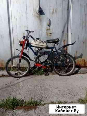 Велосипед с мотором Северобайкальск
