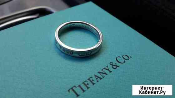 Кольцо Tiffany оригинал Самара