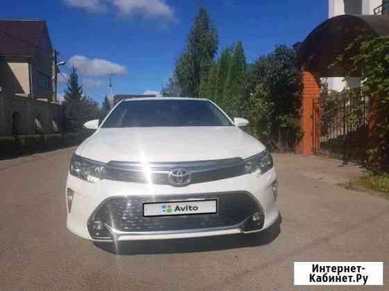 Toyota Camry 2.5AT, 2018, седан Липецк