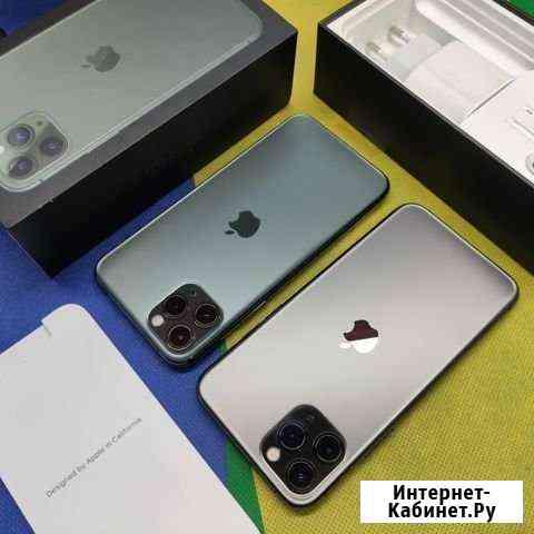 iPhone 11 PRO 64Gb DarkGreen Gray куплен сегодня Кемерово