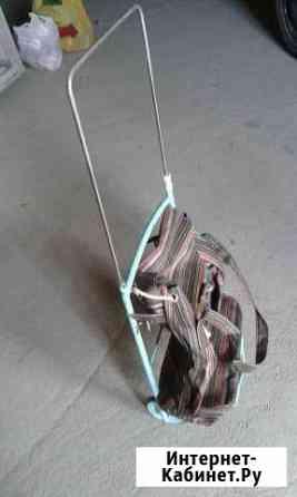 Продам хозяйственную тележку с сумкой Тольятти