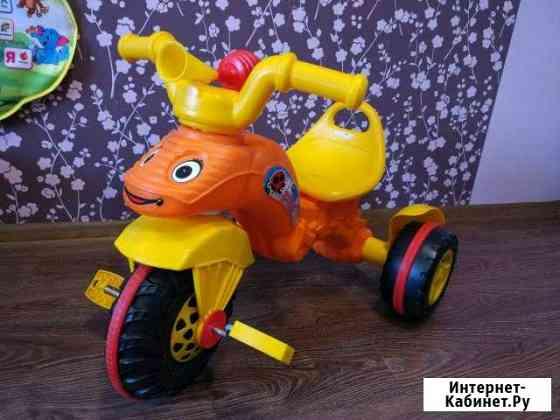 Велосипед трехколесный Pilsan Buggy Иркутск