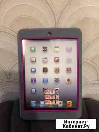 Новый чехол для iPad mini1.2.3 Губкинский