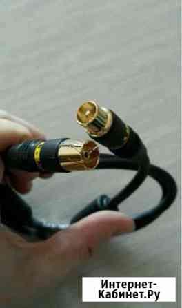 Коаксиальный антенный Monster Cable(США) 1М Смидович