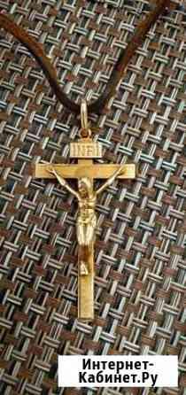 Золотой крест Челябинск