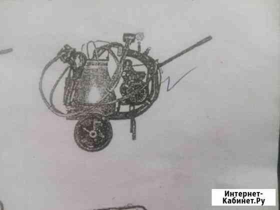 Доильный аппарат Учкекен