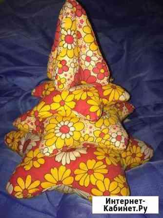 Подушка-елка Брянск