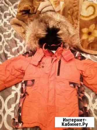 Зимняя куртка Абакан