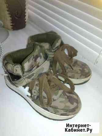 Осенние ботинки Бузулук