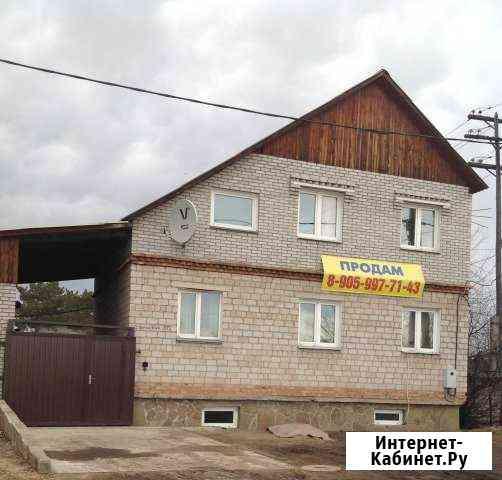 Дом 150 кв.м. на участке 7.6 сот. Абакан
