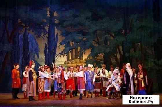 Билеты на оперу Мазепа / 31 октября Санкт-Петербург