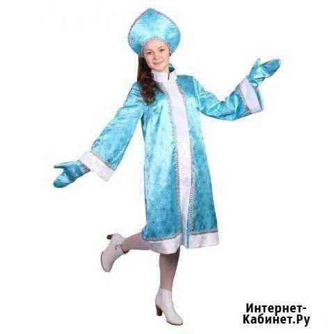Костюм снегурочка Саранск