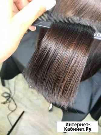 Кератиновое выпрямление и ботокс для волос Калининград