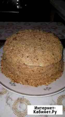 Торт медовый на заказ Ульяновск