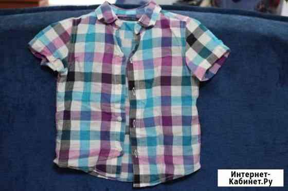 Рубашка Next 10-18 мес Ижевск