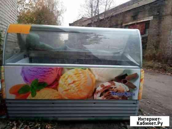 Витрина для мороженого Калининград