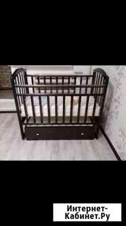 Кровать-маятник Узловая