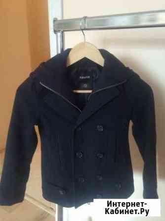 Пальто для мальчика. FunFun 134 см Пушкино