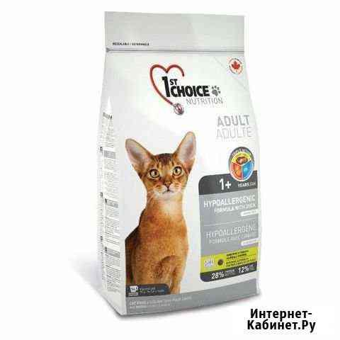 Корм для кошек Сосногорск