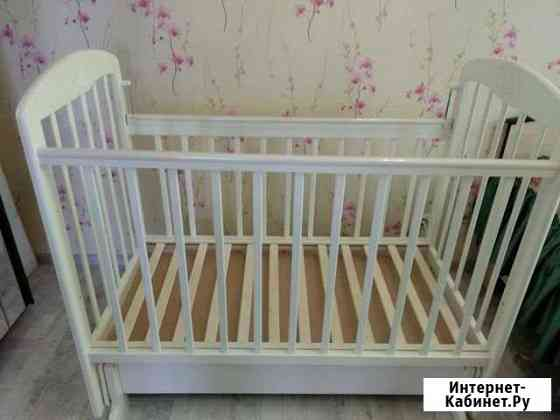 Детская кроватка Татарская Каргала