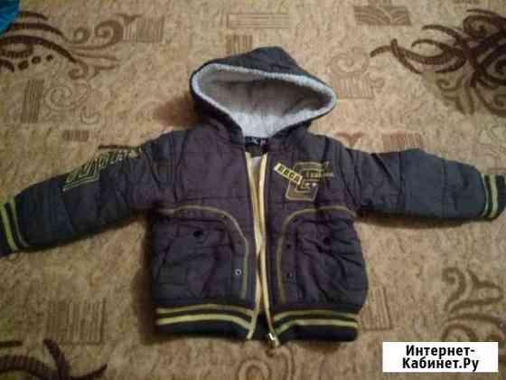Куртка зимняя Тверь