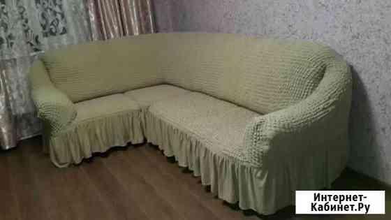Чехол на угловой диван Углич