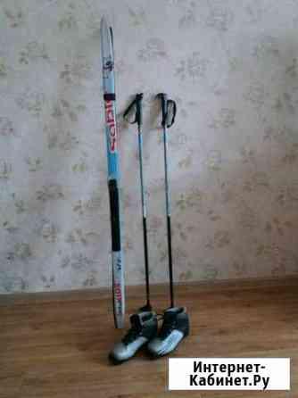 Лыжи полный комплект Сыктывкар