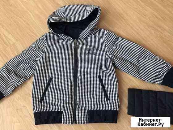 Курточка Burberry 92-98 см Владивосток