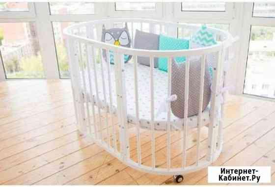 Детская кроватка трансформер Курск