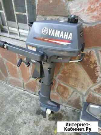 Лодочный мотор Yamaha 3 Пятигорск