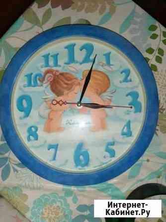 Часы настенные в детскую Дзержинск