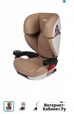 Новое автокресло Babyton Comfort Fix Eco Beige Челябинск