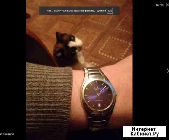 Швейцарские часы edox мужские Ангарск