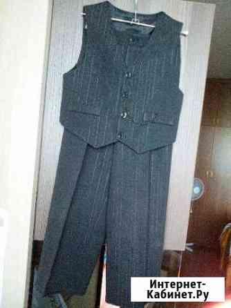 Костюм - двойка (брюки и жилетка) Абакан