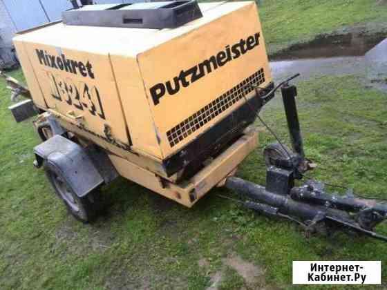 Путцмайстер 3241 для стяжки Краснодар