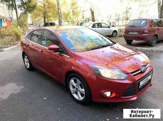 Ford Focus 1.6AMT, 2014, седан Брянск