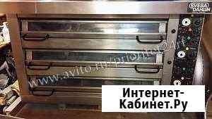 Шкаф пекарский подовый sveba dahlen DC-32E Татум Талинка