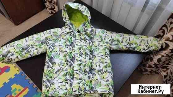 Куртка на мальчика Вологда