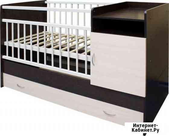 Кроватка детская Малыш Юрга