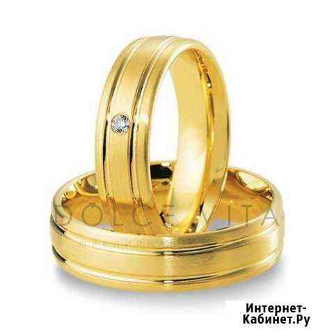 Обручальные кольца с бриллиантами Санкт-Петербург