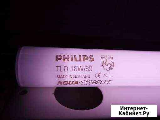 Лампа Philips Aquarelle 18W/89 G13 Москва
