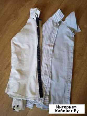 Рубашки (4 шт.) На рост 158 см Новосибирск