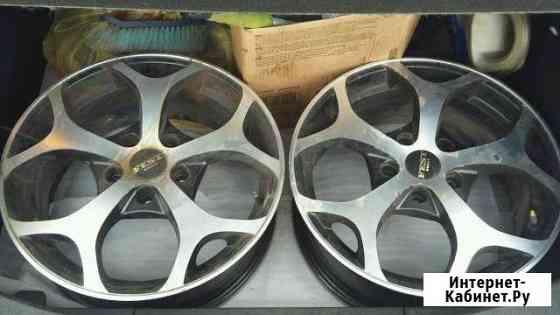 Продам 2 литых диска стояли опель Астра GTC2012год Иваново