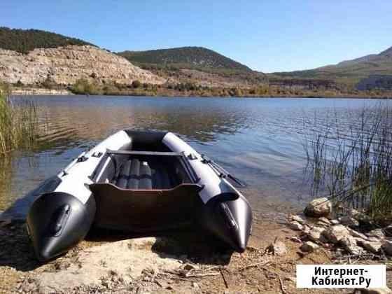 Новая лодка Штормлайн с мотором Ямаха (Yamaha) 4 л Севастополь