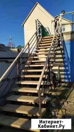 Каркасы для лестниц Иркутск