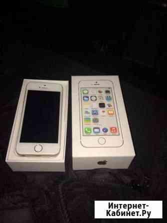 iPhone 5s 16gb новый Черкесск