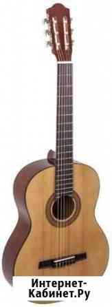 Классическая гитара, чехол, подставка Ижевск
