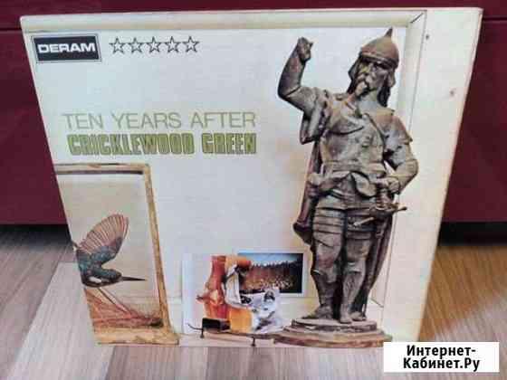 Ten Years After грампластинка LP винил пластинка Псков