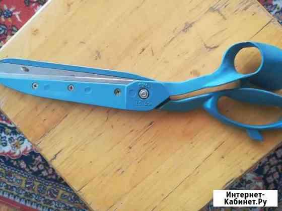 Ножницы портняжные Кувандык